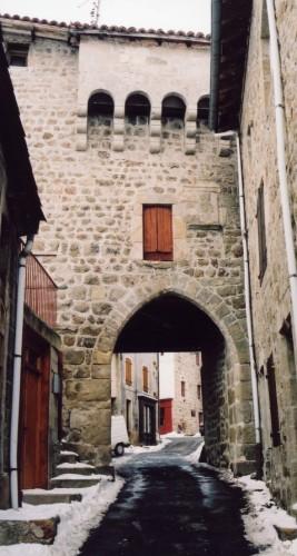 Porte de saint-pal-en-chalencon