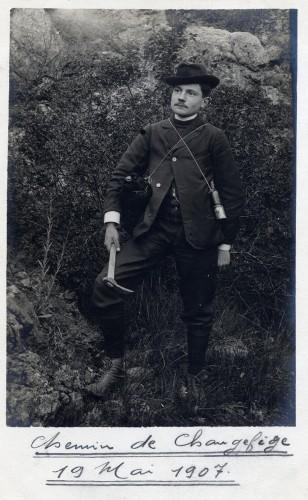 Jules Mazaudier - Figure 1
