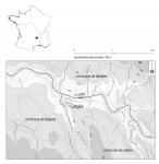 figure 1 - site de Largier