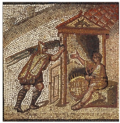 Mosaïques des Saisons de Saint-Romain-en-Gal